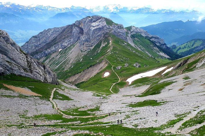 Mt Rigi & Mt Pilatus - 2 Peaks in 1 Day, Grindelwald, Suíça
