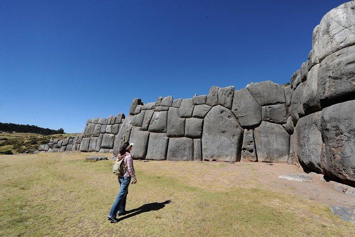 Archeological Park of Sacsayhuaman Half-Day Tour, Cusco, PERU
