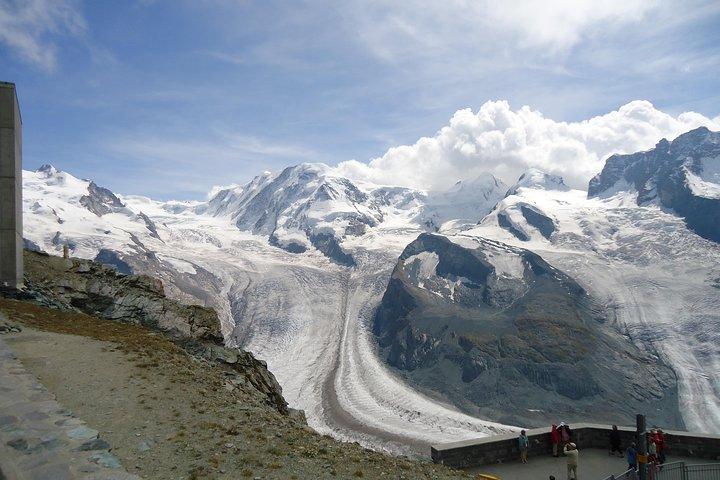 Zermatt Village Matterhorn Area plus Mt. Gornergrat Small Group Tour from Bern, Berna, SUIZA