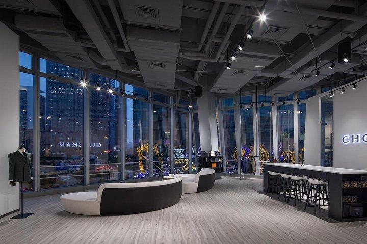 Bespoke 2pcs Wool Suit, Shenzhen, CHINA