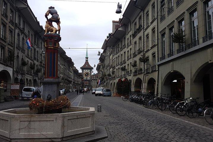 Bern Capital City Small Group Tour, Berna, SUIZA