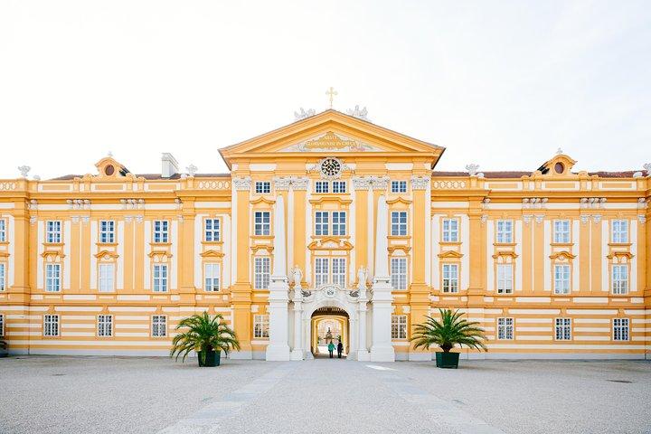 Escapada de un día a la abadía de Melk y al valle del Danubio desde Viena, Viena, AUSTRIA