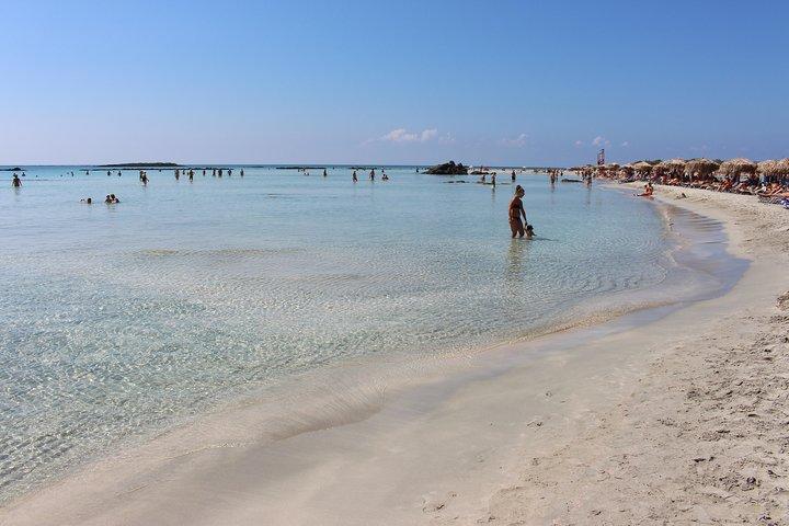 Elafonissi Beach Crete Day Trip, ,