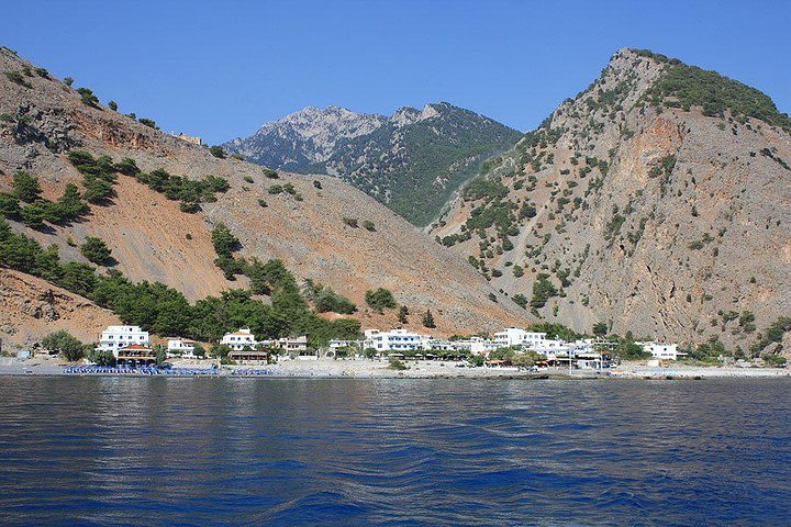 Full Day Samaria Gorge 10-Mile Walking Tour, Calcidica, GRECIA