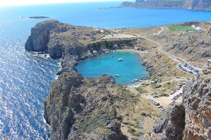 Lindos Full Day Trip, Rhodes, Grécia