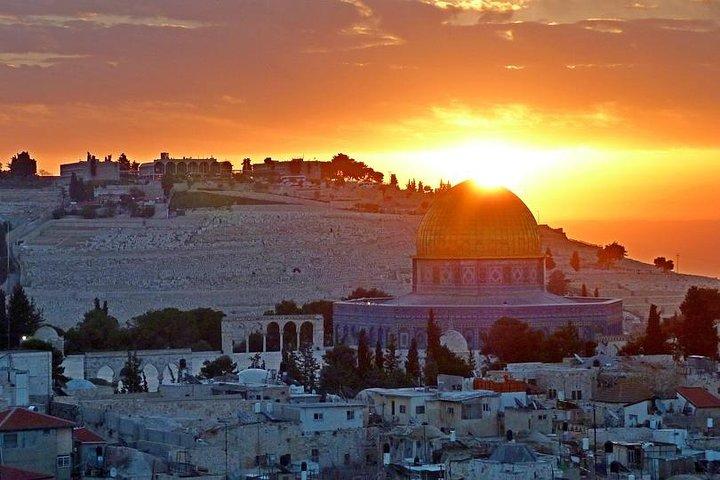 Round-Trip Private Transfer from Tel Aviv Airport TLV to Jerusalem City Center, Jerusalen, ISRAEL