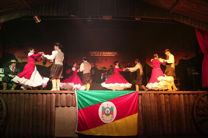 Noite Gaúcha de Gramado: Jantar e Show de Churrasco Brasileiro, Gramado, BRASIL