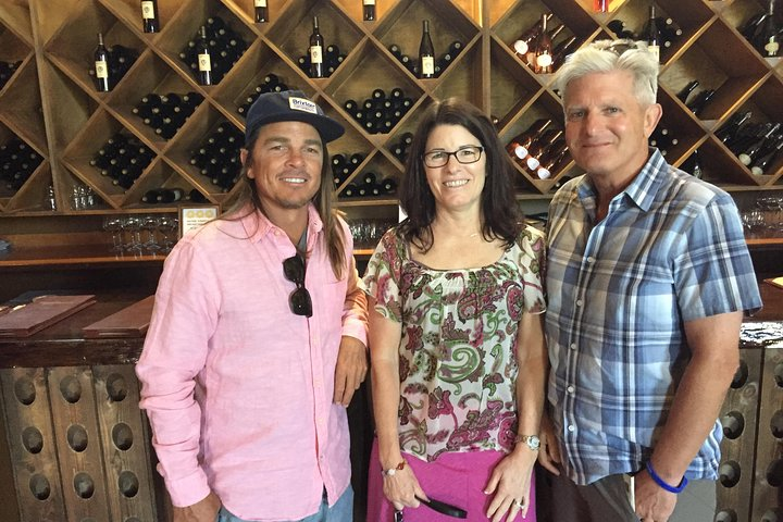 The Temecula Wine Tour from South Orange County, Dana Point, CA, ESTADOS UNIDOS