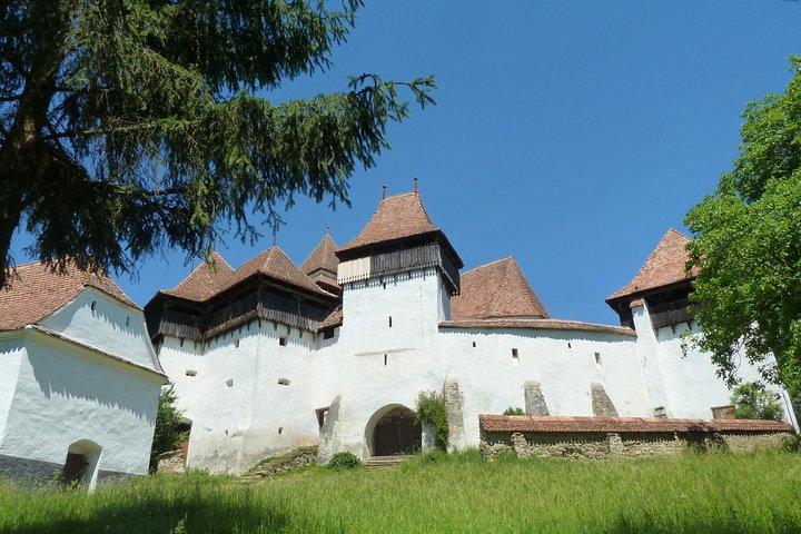 Iglesia Fortificada de Viscri y Sighisoara en español (guía español nativo)., Brasov, RUMANIA