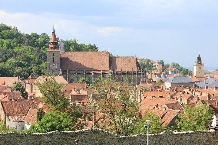 Visita guíada en español al centro medieval de Brasov (guía español nativo)., Brasov, RUMANIA