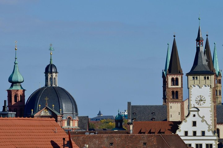 Wurzburg - private tour with licensed guide, Wurzburgo, GERMANY