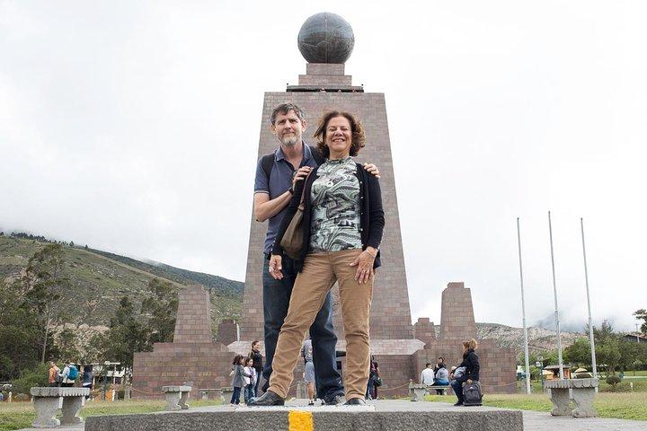 Excursão no monumento Meio do Mundo saindo de Quito, Quito, Equador