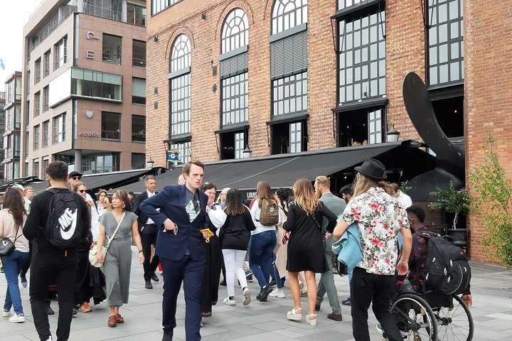 A Well Balanced Food and History Tour with Focus on the Scandinavian Kitchen, Oslo, NORWAY
