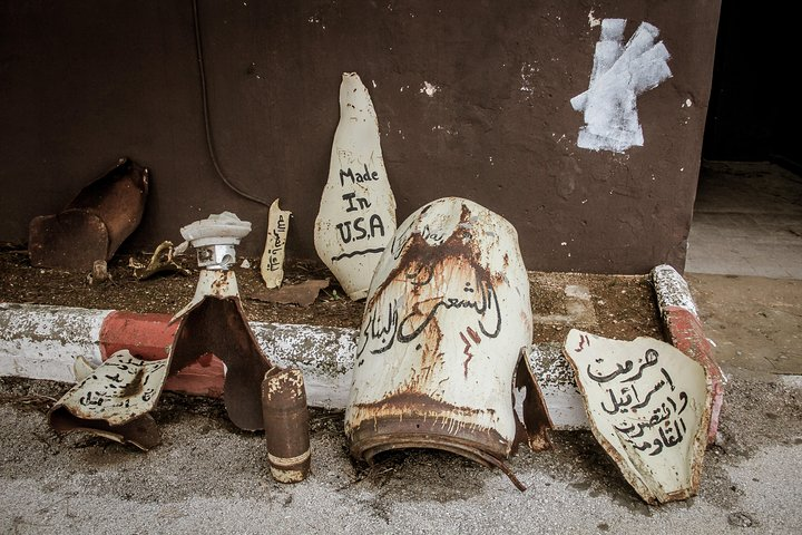 The Dark Tour, The Reality of the Lebanese-Israeli Conflict, Beirut, LIBANO
