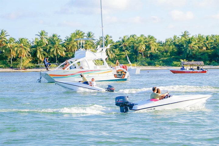Speed Boat in Punta Cana, Punta de Cana, REPUBLICA DOMINICANA