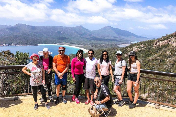 Wineglass Bay & Freycinet NP Full Day Tour from Hobart via Richmond Village, ,