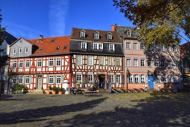 Private Transfer:River Cruise Dock Nuremberg to Frankfurt: Port/Harbor transport, Nürnberg, ALEMANIA