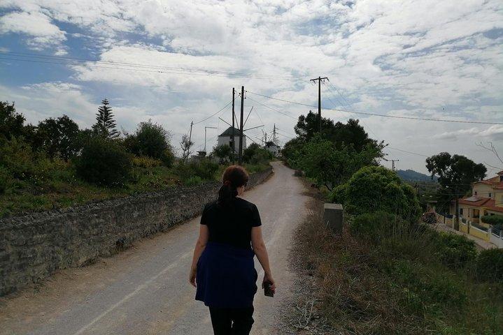 Walking Hiking windmills, Distrito de Setúbal, PORTUGAL