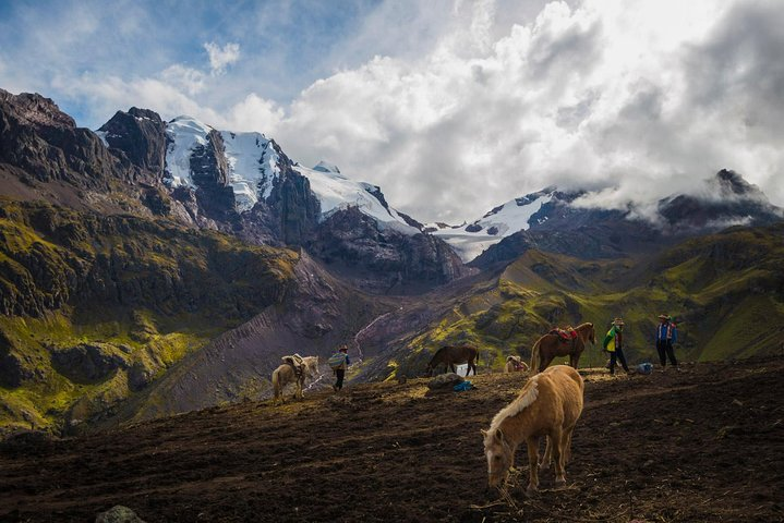 Full Day Tour to The Rainbow Mountain from Cusco, Cusco, PERU