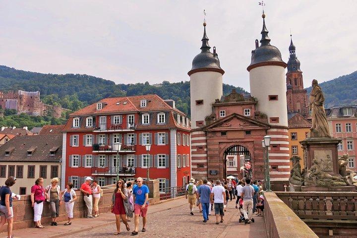 Heidelberg's Altstadt: A Self-Guided Audio Walk, Heidelberg, ALEMANIA