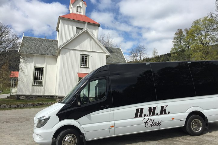 Private 5-hrs Oslo Exclusive Driverguide Luxury Limo/Van-Tour incl Museums, Oslo, NORWAY