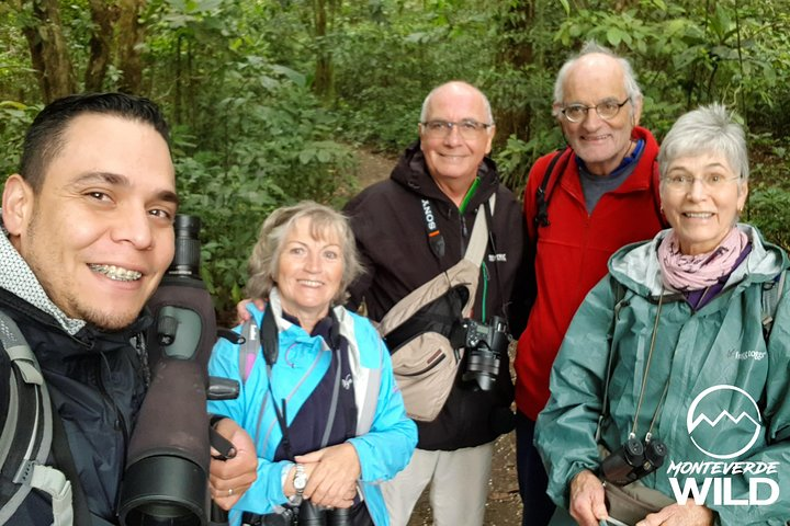 Monteverde Reserve Morning Walk -Monteverde Wild-, Puntarenas, COSTA RICA