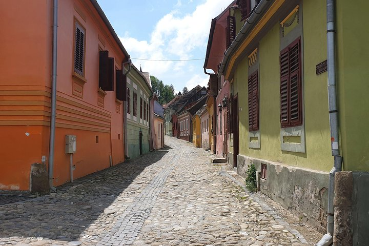 Day trip to Sighisoara, Rupea and Racos geological complex, Brasov, RUMANIA