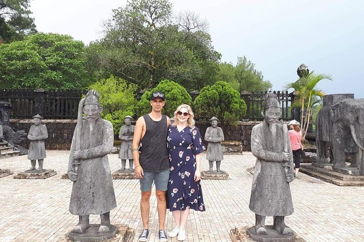 HUE CITY TOUR via HAI VAN PASS & LAP AN LAGOON from DA NANG or HOI AN ( PRIVATE), Da Nang, VIETNAM