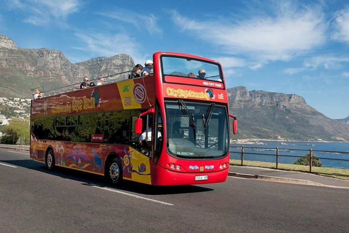 Cape Town City Pass including Hop-On Hop-Off Bus Transport, Cape Town, South Africa