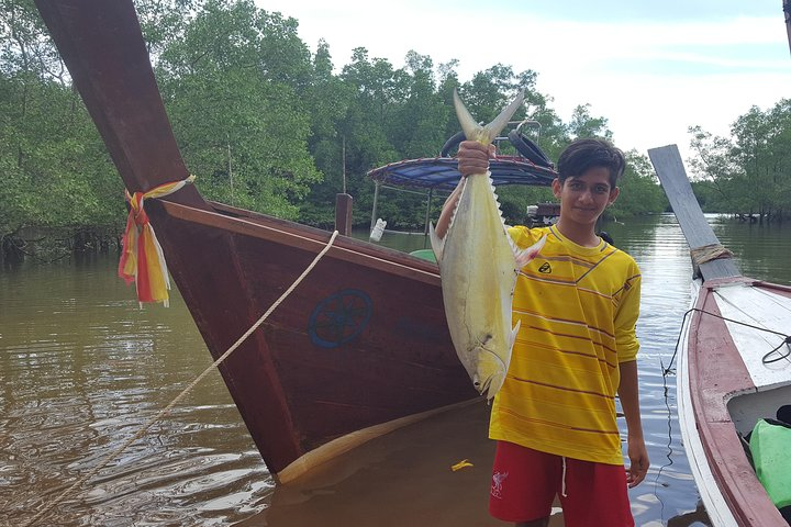 Mangrove Fishing and Relaxing Adventure, ,