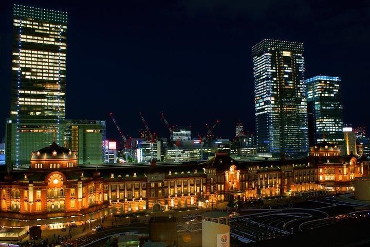 Omotenashi Japanese Food Dining Experience with Glamorous View, Yokohama, JAPAN