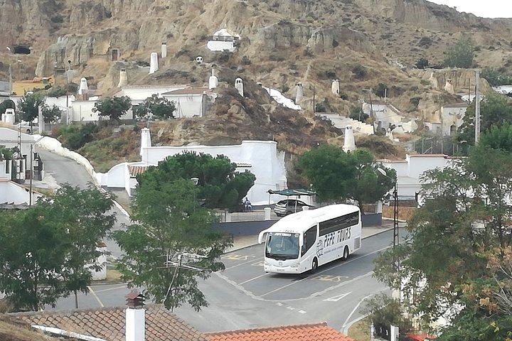 Full-Day Sierra Nevada National Park Tour from Roquetas de Mar, Almeria, Espanha