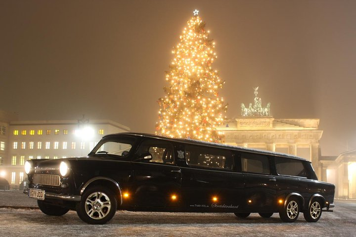 Private Tour: Berlin by Trabant Stretch-Limousine, Berlin, ALEMANIA