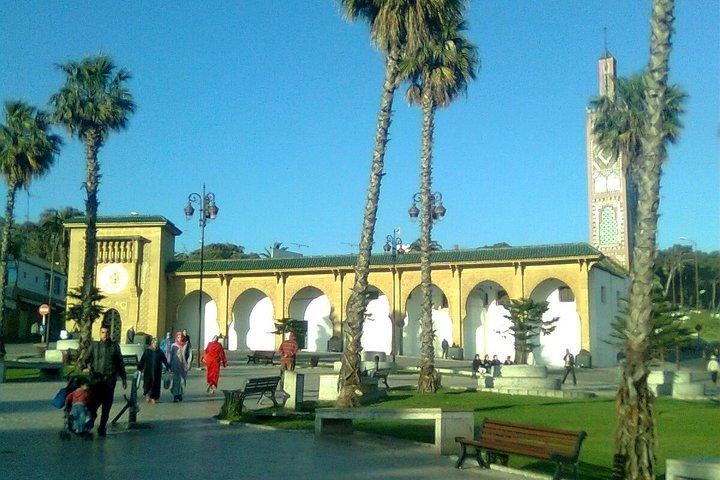 Tangier walking tour, Tangier, Morocco