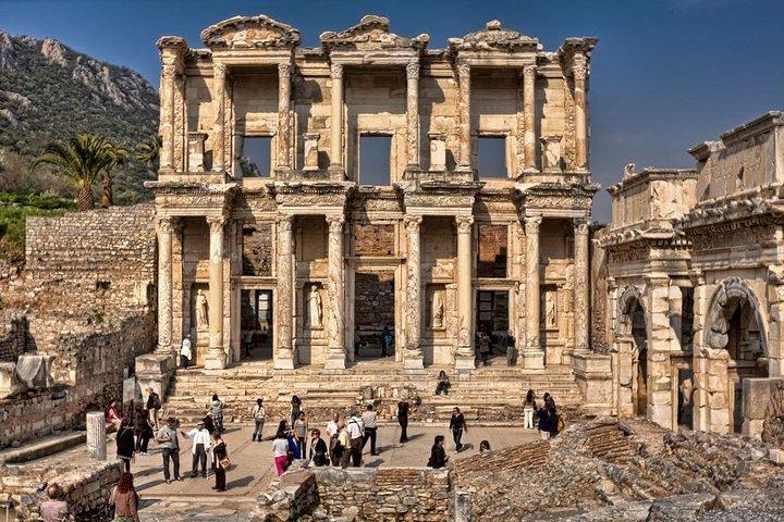 Mini Stay Kusadasi - 2 Days Including Ephesus and Pamukkale, Izmir, Turkey