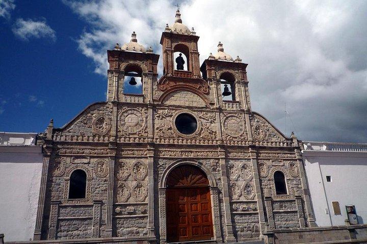 'Tren del Hielo I' Experience: Riobamba - Urbina - La Moya - Riobamba, Guayaquil, ECUADOR