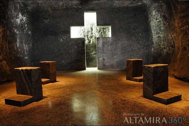 Catedral de Sal en Zipaquirá y City Tour en Bogotá (Transporte Privado), Bogota, COLOMBIA