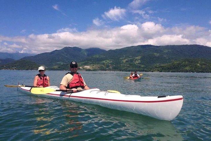 Mangrove and Beach Kayak Tour, Paraty, BRASIL