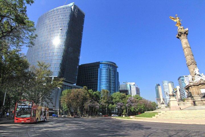 Excursão de Turibus com várias paradas pela Cidade do México, Ciudad de Mexico, MÉXICO