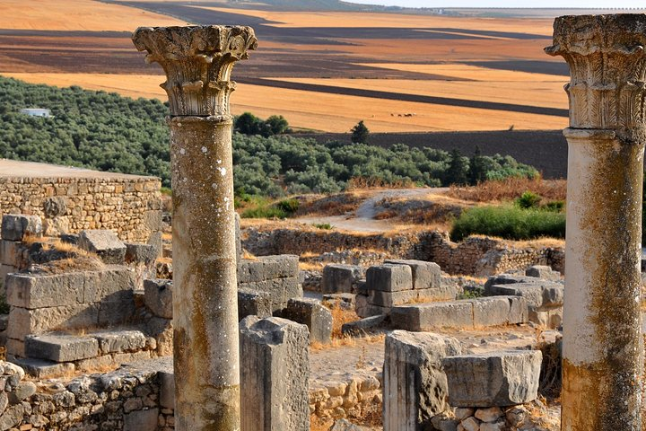 Excursion From Fez To Volubilis, Moulay Idríss & Meknes, Fez, MARROCOS