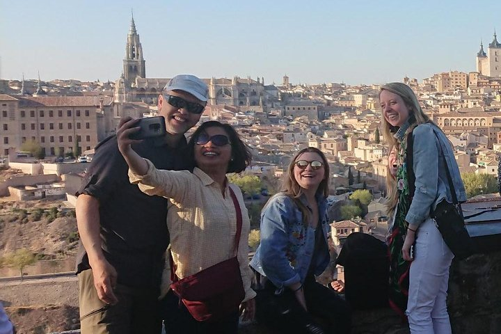 Toledo Tour con cata de vinos y acceso opcional a 7 monumentos, Madrid, ESPAÑA