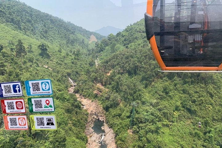 My Son Early Morning Tour to Avoid crowds & Golden Bridge via Cable Car ,Jungle, ,
