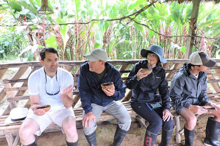 Puyo Jungle1 day., Baños, ECUADOR