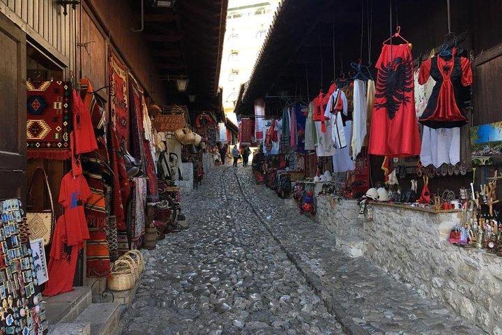 Tirana and Kruja in a Day Trip, Tirana, Albania