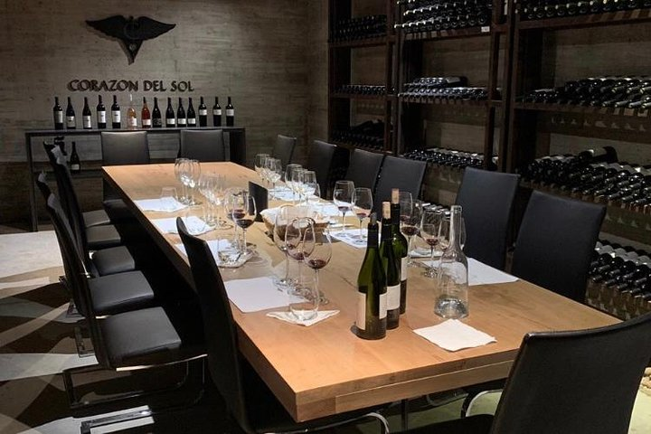 Azafran in Vistalba Winery and Melipal Winery with Complete Lunch., Mendoza, ARGENTINA