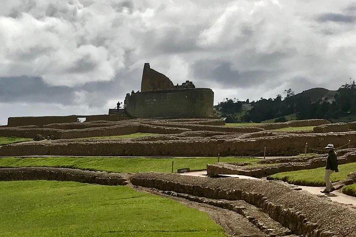 The Best of Ingapirca: an Adventure to the Ecuadorian Machu Picchu, Cuenca, ECUADOR