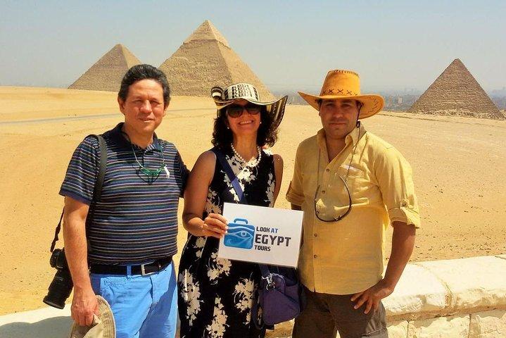 Best of Egypt Tour 7 Days Discover Cairo & Nile Cruise Domestic Flights Inc, El Cairo, EGIPTO