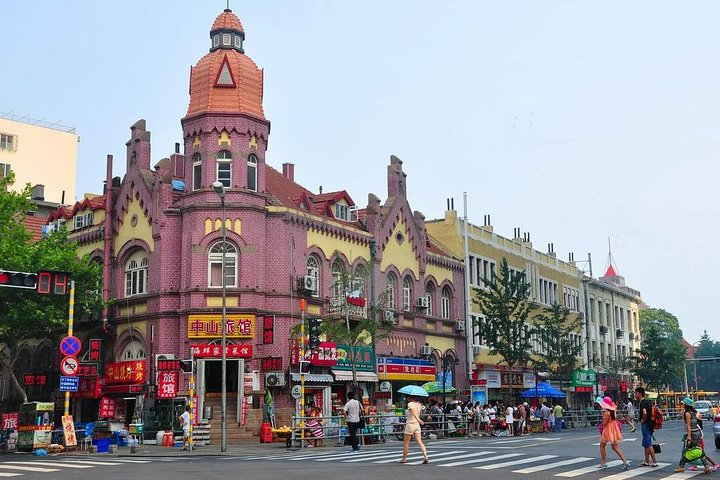 Private Qingdao Historic architectural day tour with Tsingdao beer during Lunch, Qingdao, CHINA