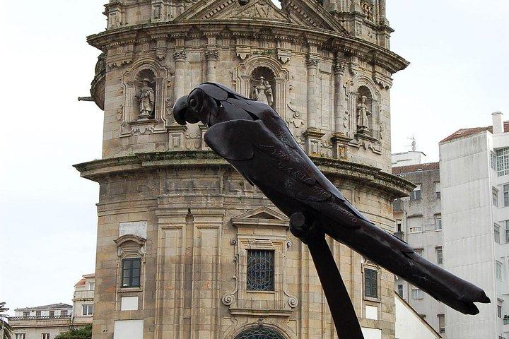 Pontevedra Unveiled (walking tour), Vigo, ESPAÑA