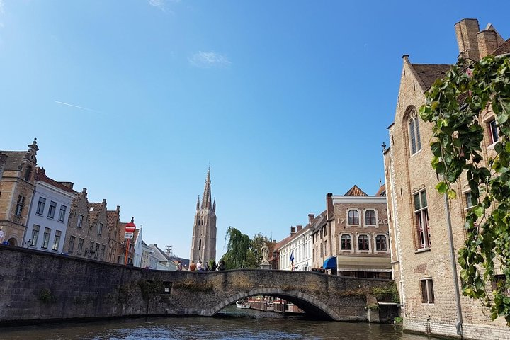 Enchanting Medieval Bruges: a Day Trip from Amsterdam, Amsterdam, HOLANDA